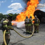 Dulles International Airport, Aircraft Rescue & Fire Fighting Facility in Chantilly, VA