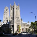 Union Theological Seminary exterior pic