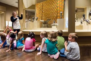 The Children's Art Resource Center at the Virginia Museum of Fine Arts