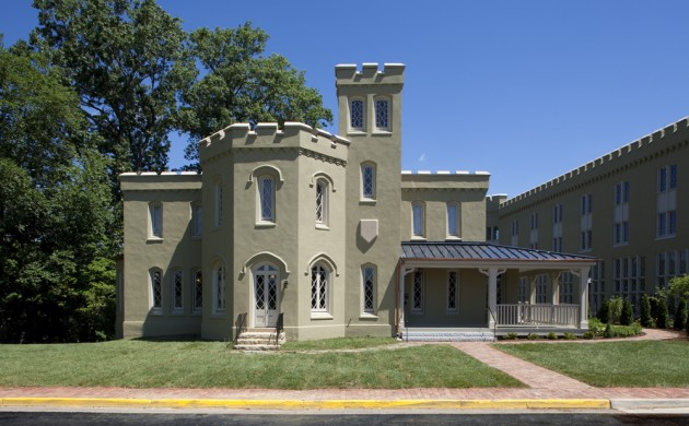23838bdd3a02 Our team provided M/E/P/FP design services for the rehabilitation of the  historic Maury House at Virginia Military Institute. Originally constructed  in 1853 ...