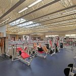 Weinstein Fitness Center at the University of