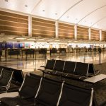 Richmond International Airport ticketing